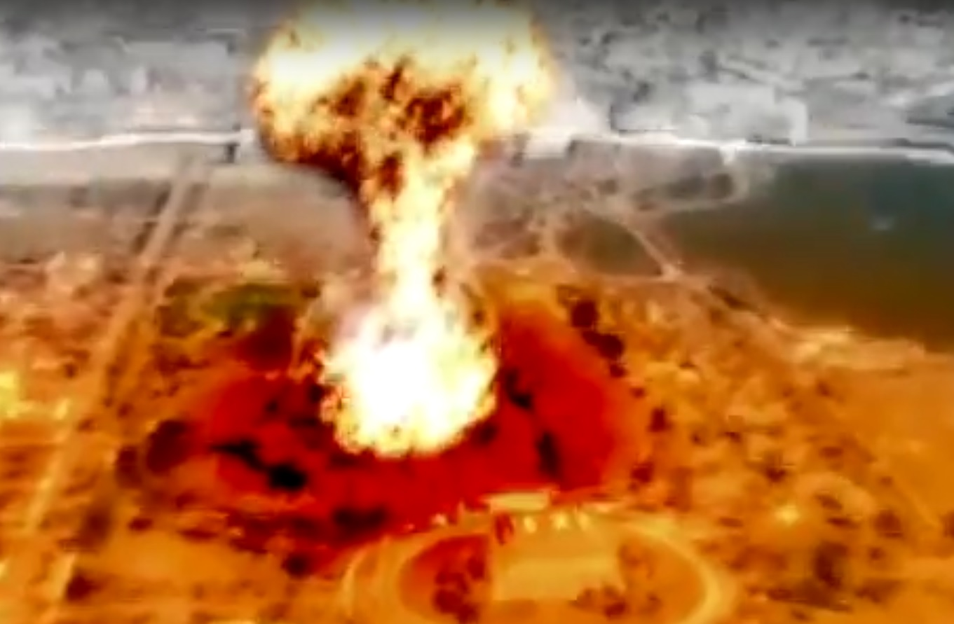 VIDEO: OPASNO POIGRAVANJE - Evo kako Sjeverna Koreja misli uništiti Washington