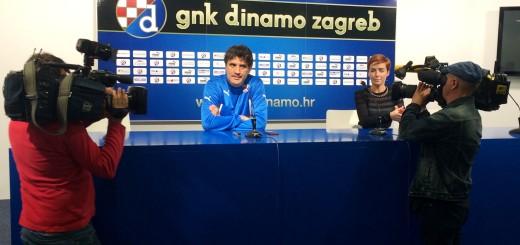 Zoran Mamić,Sandra Špičić