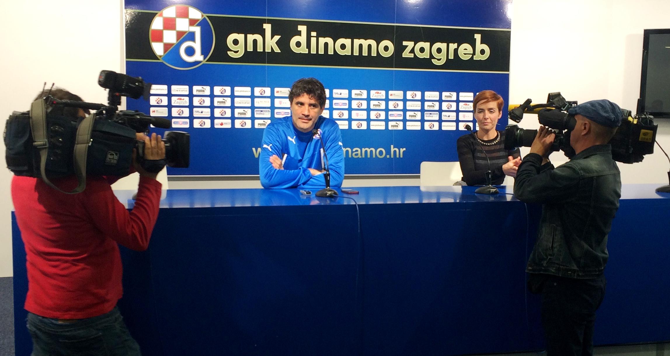 IZ MAKSIMIRA: Trener Dinama pričao o Čačićevom popisu, dotaknuo se i Hajduka