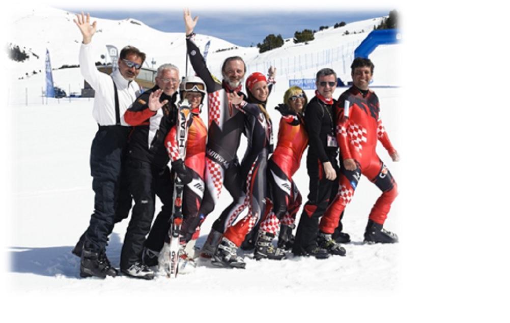 VELIKI IZAZOV: Hoće li hrvatski novinari osvojiti poznato svjetsko skijalište?