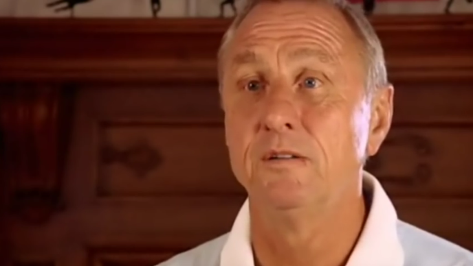 NOGOMETNI SVIJET TUGUJE: Umro je Johan Cruyff