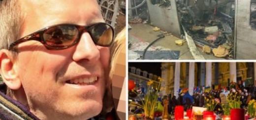 """KRVAVI TRAG TERORISTA: Kad je """"puklo"""" na aerodrumu javio da je živ - poginuo potom u metrou"""