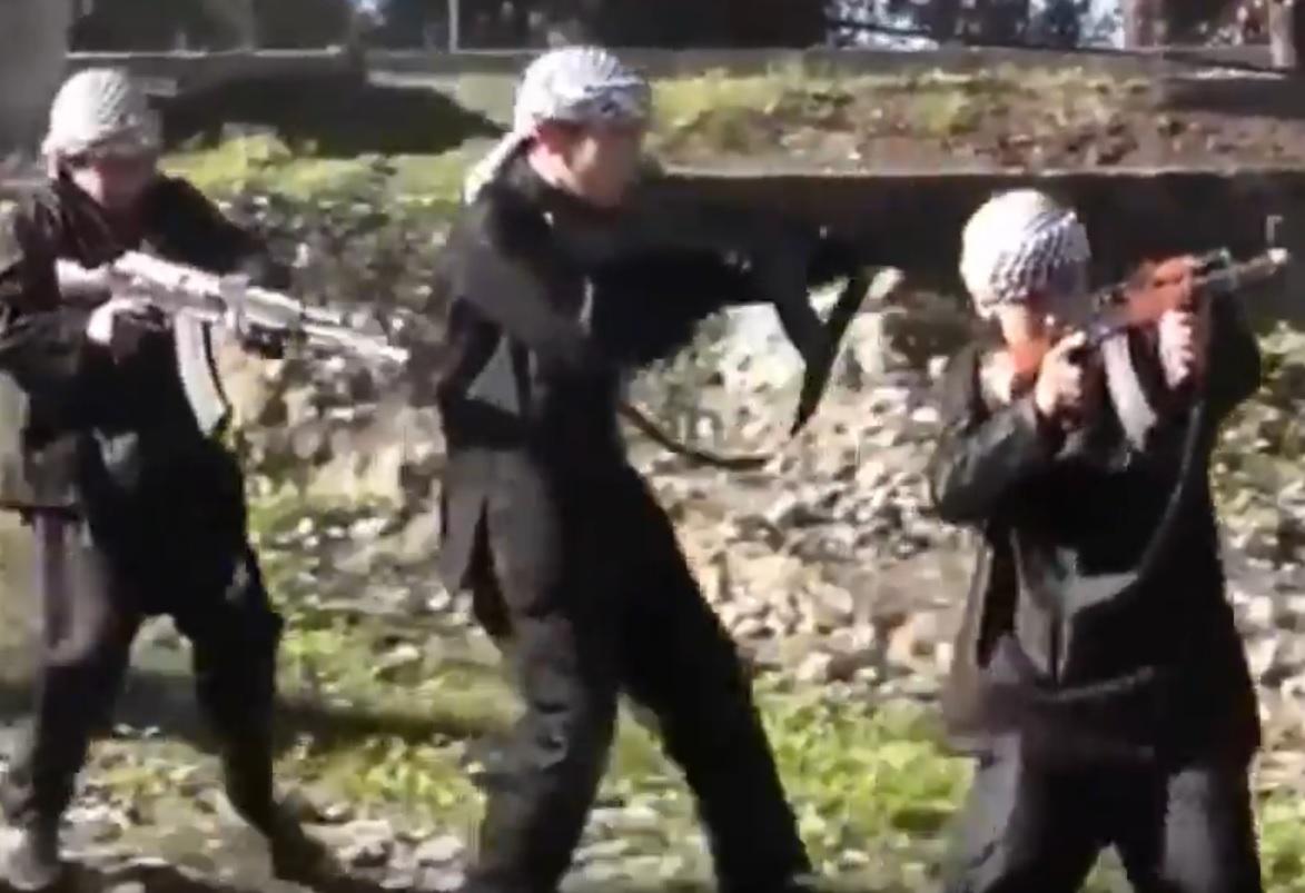 VIDEO: KRVAVE RUKE - Kako se djeca tzv. Islamske države obučavaju nacističkim metodama 1