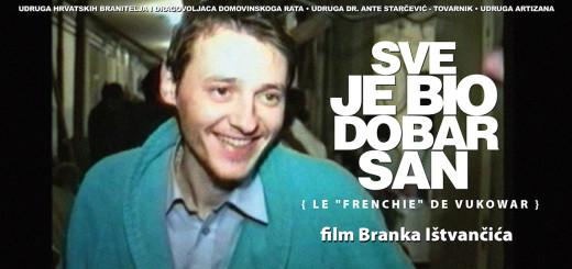 POTRESAN I DIRLJIV: Film 'Sve je bio dobar san' krenuo u kina