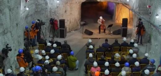 VIDEO: KONCERT U RUDNIKU - Kako je zvučao nastup majstora Struljeva 350 metara pod zemljom