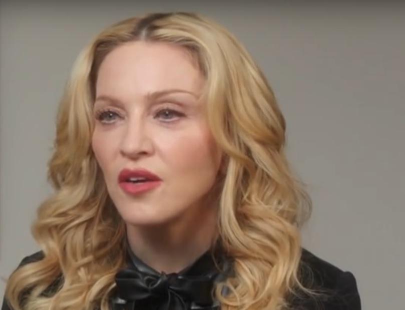 VIDEO: OČAJNA MADONNA - Čuvena pop ikona pije - kako je izgubila starateljstvo nad sinom Roccom? 1