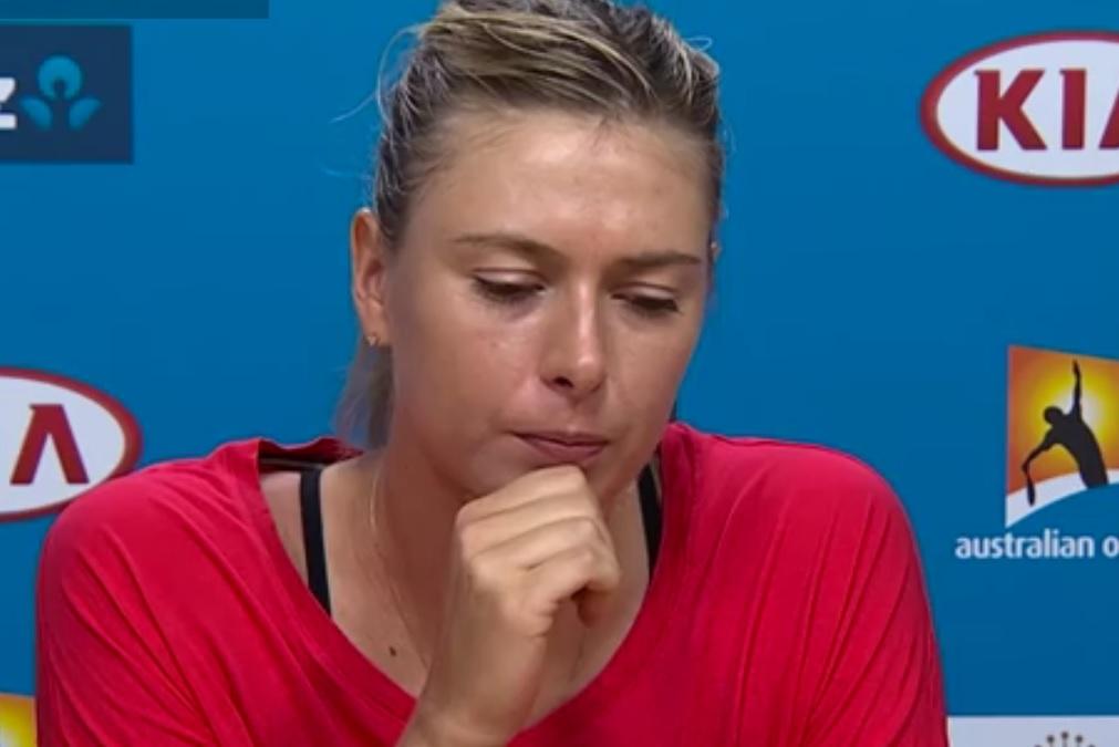 ŠARAPOVA U PROBLEMU: Zašto je suspendirana najbogatija tenisačica svijeta?!