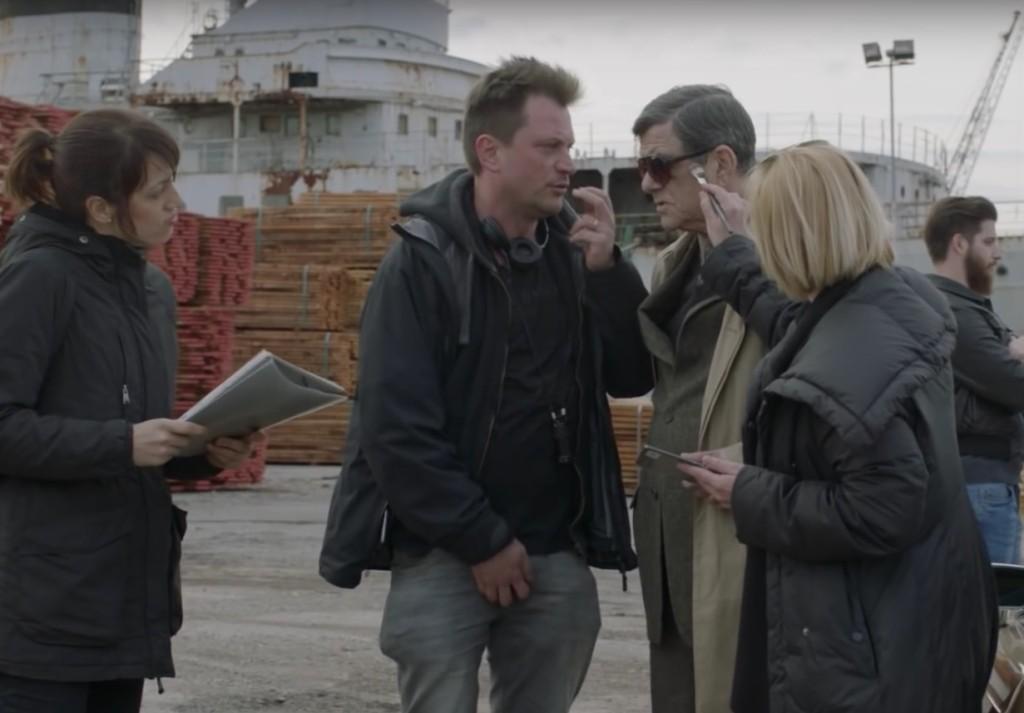 I poznati režiser Dalibor Matanić rado se odazvao akciji.