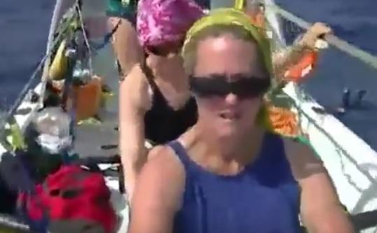 BLAMAŽA: Pogledajte snimku BBC-ija na kojoj veslačica pokazuje golo međunožje 1