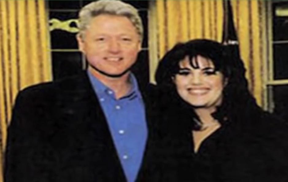 ZASJALA NA VELIKOJ ZABAVI: Ovo je Monica Lewinsky i svi su pitali što bi danas rekao Bill Clinton 2