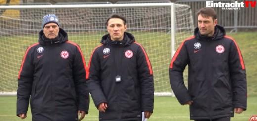 Niko Kovač,Robert Kovač,Eintracht Frankfurt