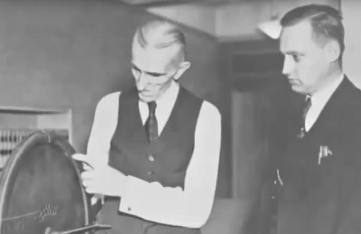 VIDEO: VJEČNO PITANJE - Je li ovo istinski glas Nikole Tesle na tonskom zapisu?! 2