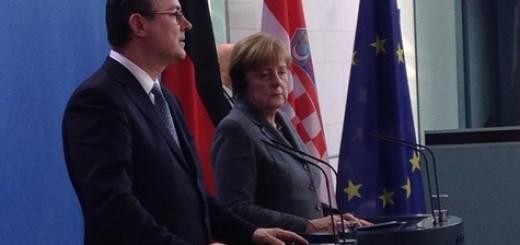 SUSRET MERKEL- OREŠKOVIĆ: Što je novo o izbjegličkoj krizi i što je kancelarka obećala Hrvatskoj
