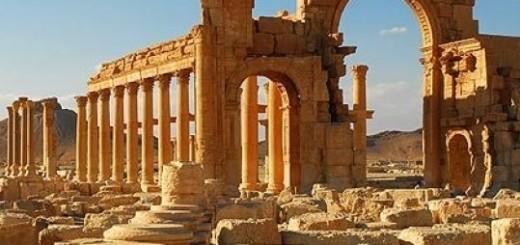 OSVOJENA PALMIRA: Sirijska vojska uz pomoć Rusa vratila dvorac i antički grad