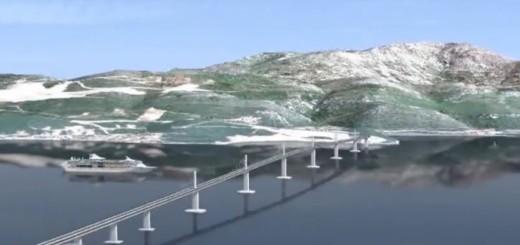 VELIKI PROJEKT: Gdje je zapeo Pelješki most i hoćemo li dobiti novac iz EU fondova?! 2
