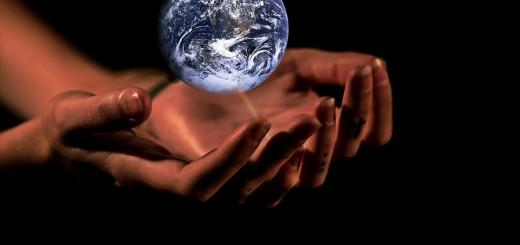 ruke, planet, zemlja
