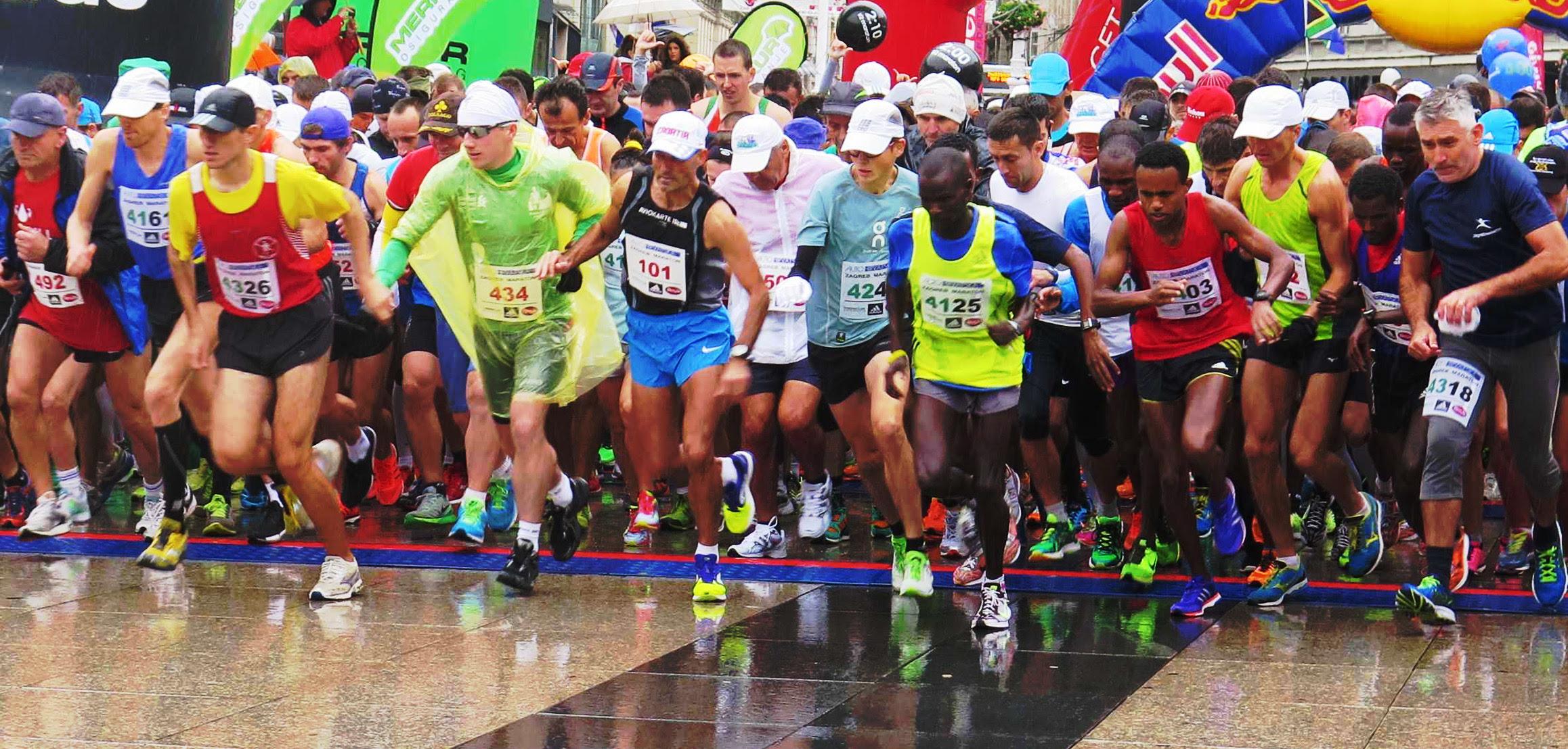 RUN CROATIA POZIVA: Dijeli prijevoz i trči, učini nešto dobro za sebe - kako?