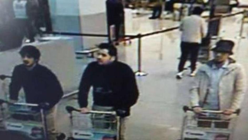 TERORISTIČKI KRVNICI: Ovo su braća bombaši El Bakraoui - traje lov na trećeg ubojicu 2