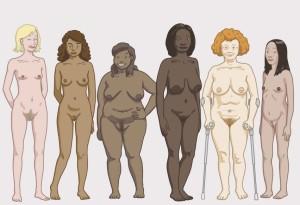 tijelo žene, žena, tijelo