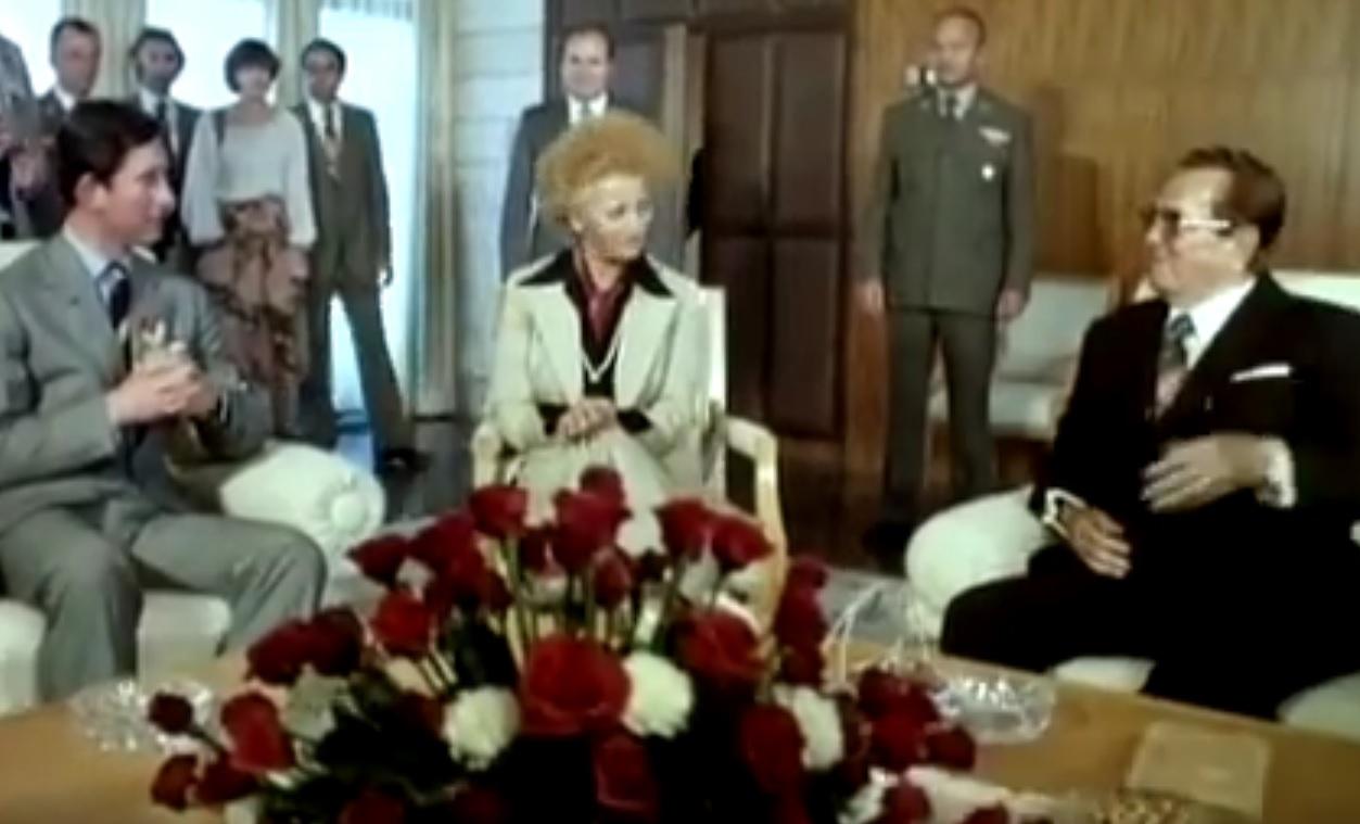 VIDEO: VREMEPLOV - Princ Charles prvi je put bio u Hrvatskoj prije 38 godina na poziv Tita