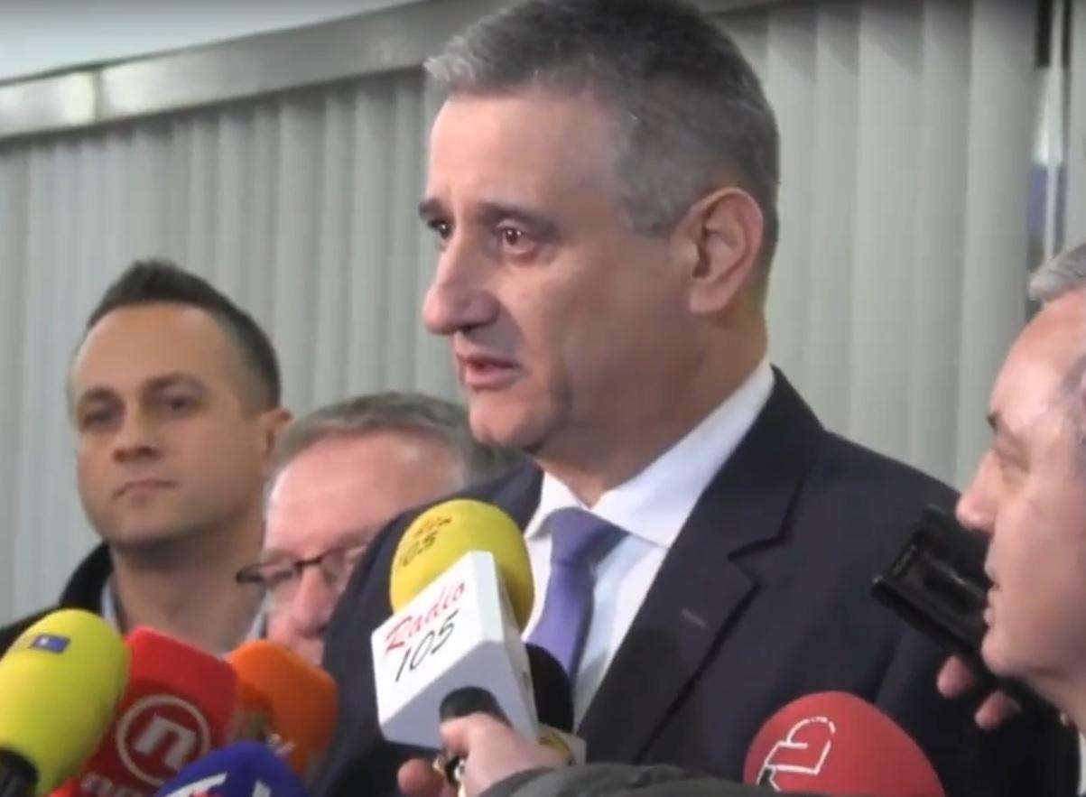 VIDEO: PORUKA IZ MEĐIMURJA - Što je Karamarko rekao o smjeni Lozančića i drugim smjenama