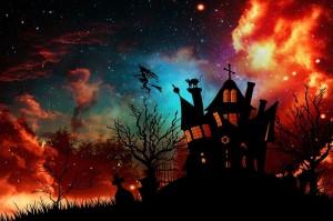 vještica, ilustracija