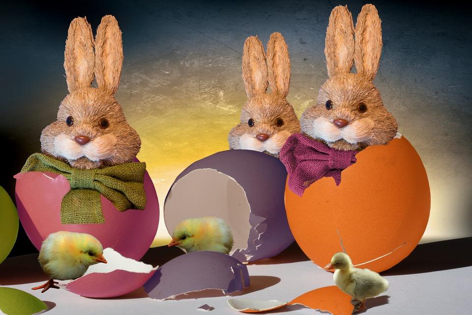 MALI PODSJETNIK: Otkud su i zašto baš pisanice i zečići simboli Uskrsa 1