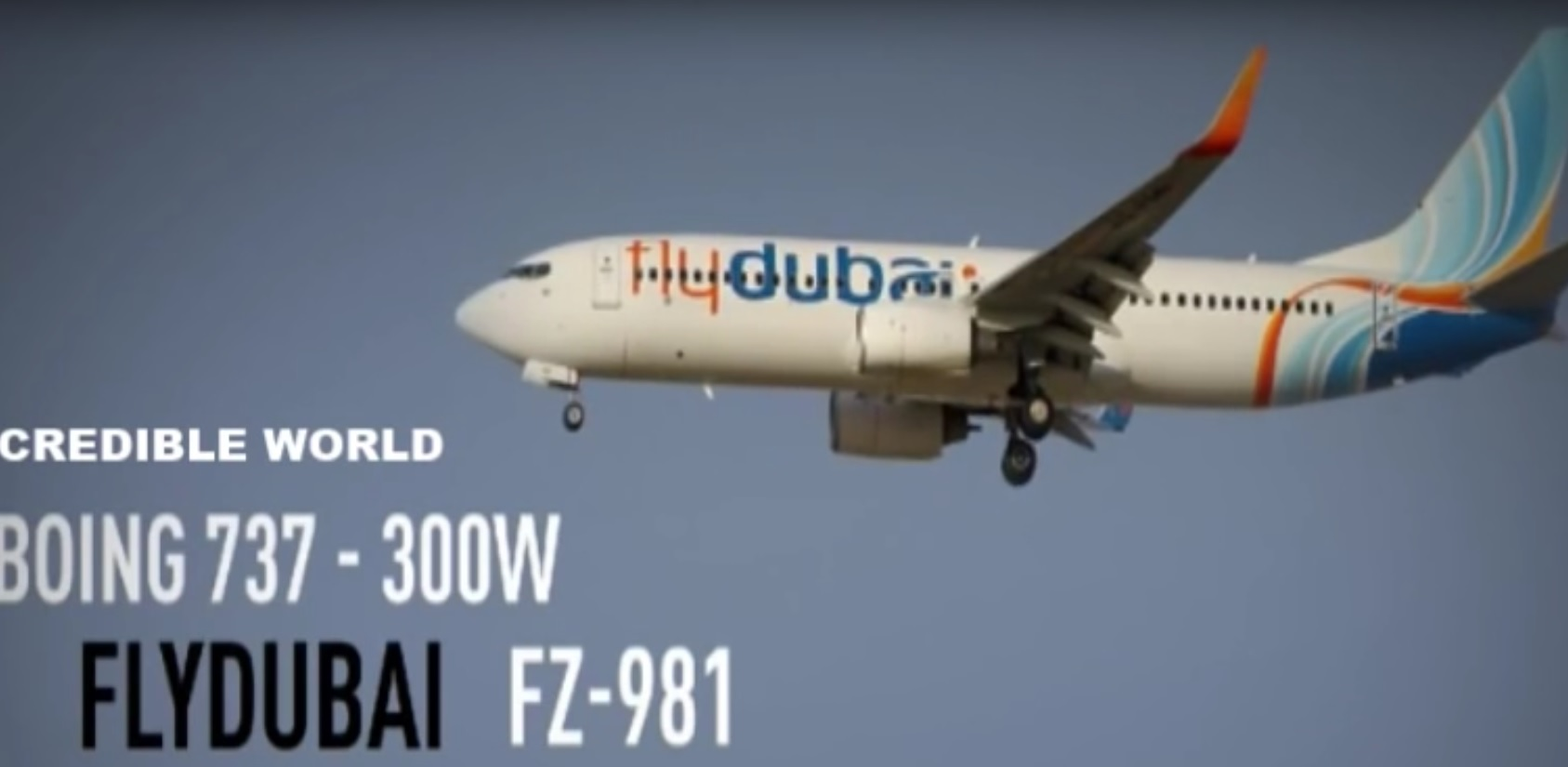 VIDEO: PRIJE PADA BOEINGA - Što je sve govorio i pokušavao pilot zrakoplova?