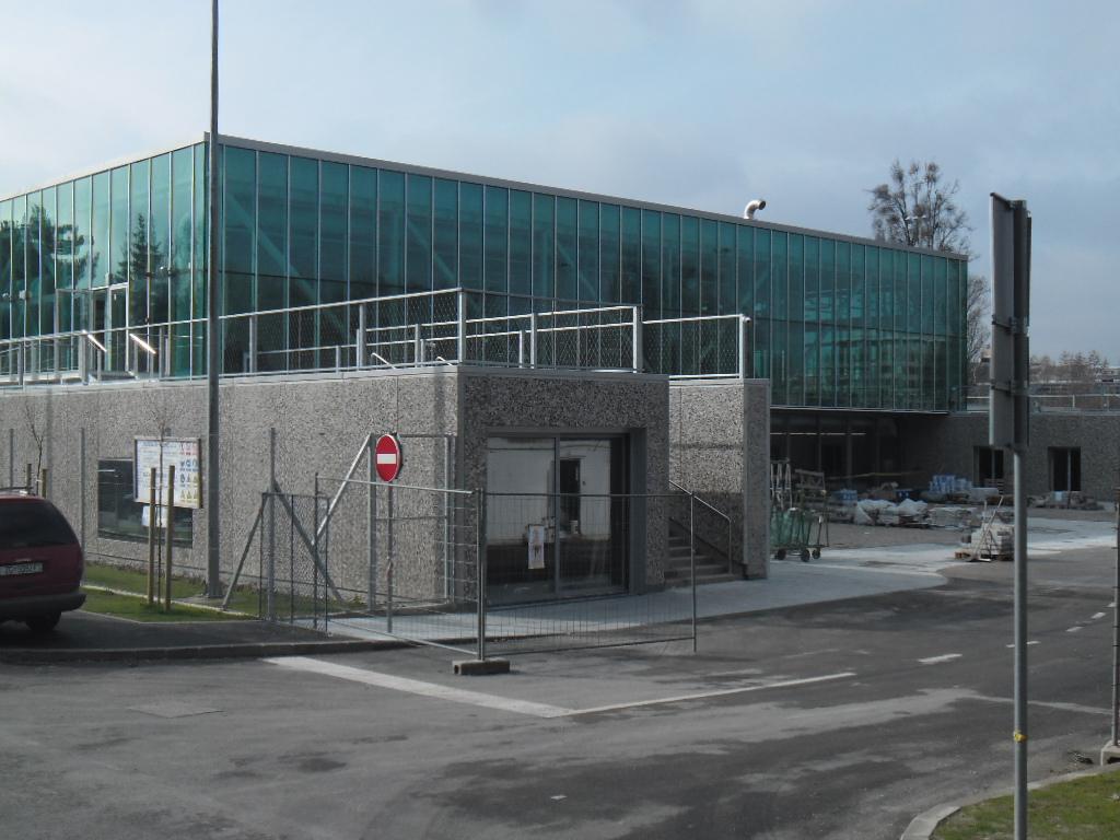 USKORO OTVORENJE: Zagrebačka rivijera u Maksimiru vrijedna 72 milijuna 1