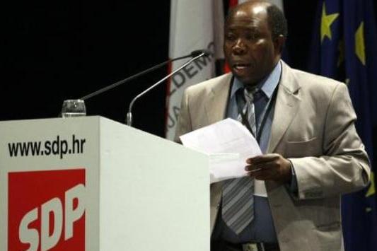 NAJVEĆI PLJESAK: Oni kradu, mi ne krademo, ne možemo biti isti - reče SDP-ov Nigerijac iz Slavonije