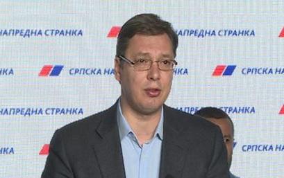 IZBORI U SRBIJI: Vučić i SNS premoćno pobijedili - u parlament ulaze i Šešeljevi radikali 1