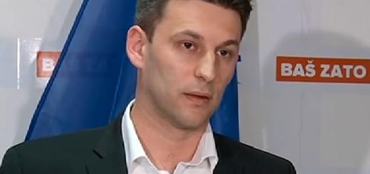 BOŽO PETROV: Vladu žele srušiti članovi pojedinih stranaka unutar Domoljubne koalicije