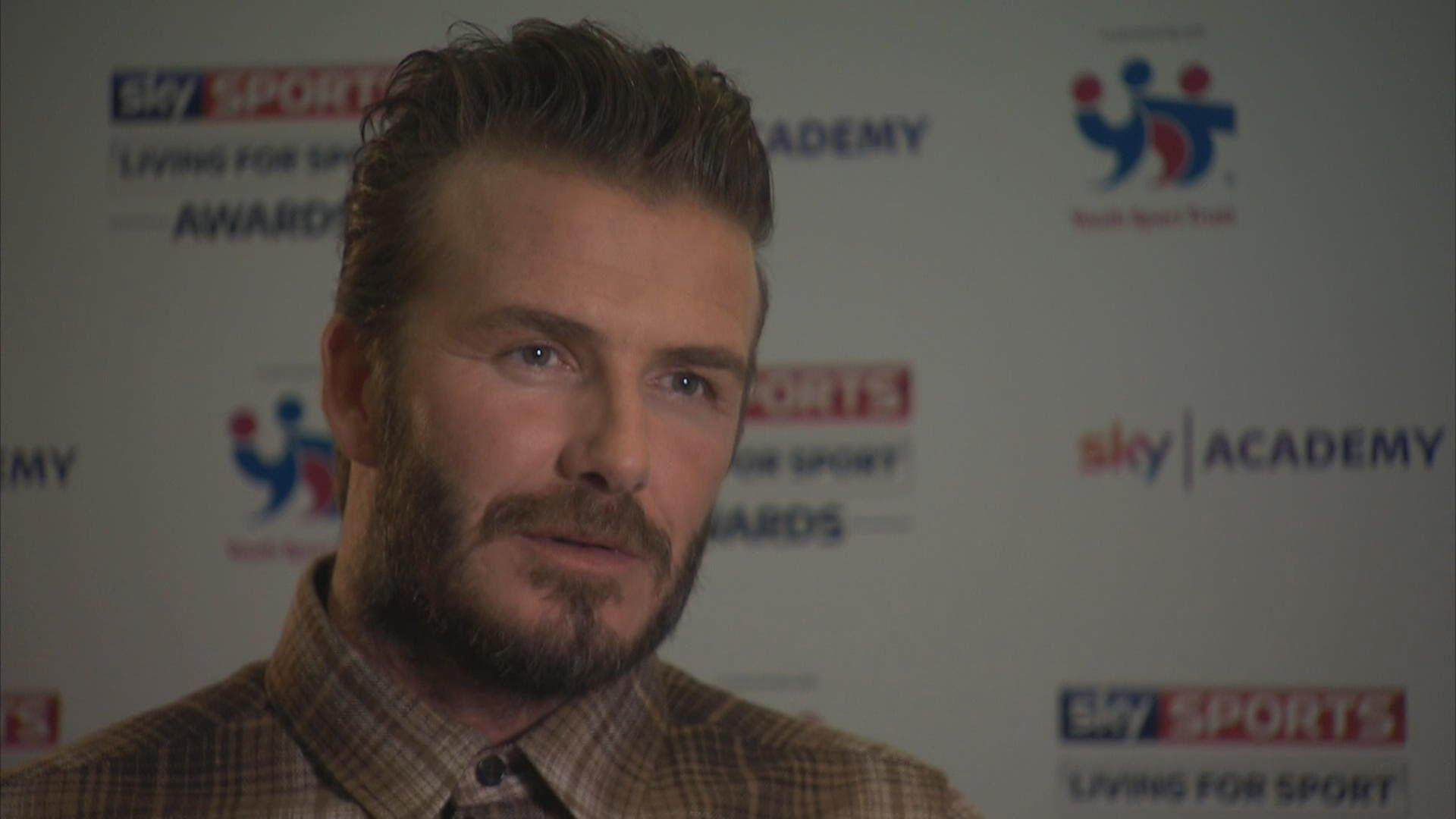 MIROVINA MU NE SMETA: Nećete vjerovati koliko i dalje zarađuje David Beckham