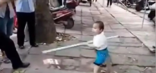 VIDEO: BORBENI KLINAC - Pogledajte kako je petogodišnjak napao inspektore