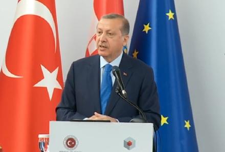 TURSKI PREDSJEDNIK ERDOGAN: Upućujem poziv turskim investitorima da ulažu u Hrvatsku