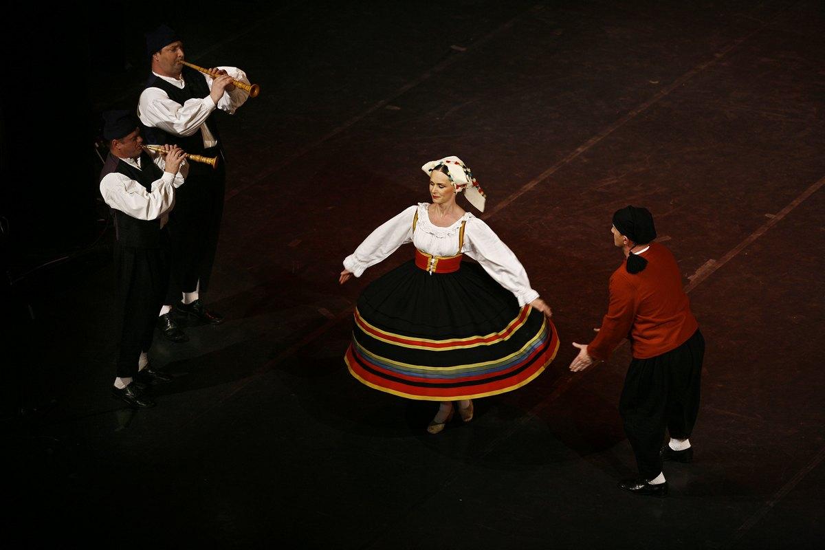 NAKON 30 GODINA: Zajednički koncerti Ansambla LADO i Ansambla KOLO u Beogradu i Zagrebu 3