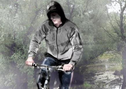 """VIDEO: NOVE SUMNJE - Je li ovo ubojica na biciklu pjevačice """"Granda"""" Jelene?! 2"""