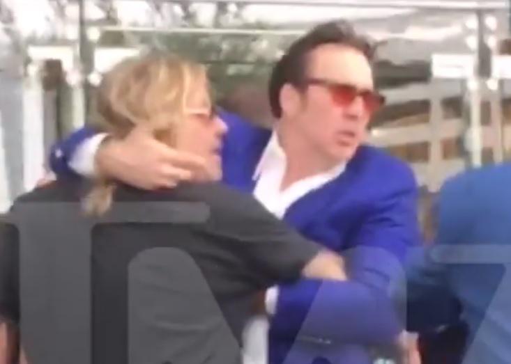 VIDEO: MAKLJAŽA POZNATIH - Prijatelji Nicolas Cage i Vince Neil u