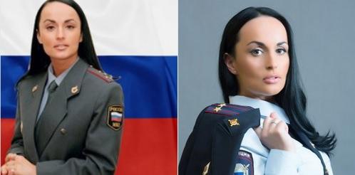 GLASNOGOVORNICA: Lijepa Ruskinja trebala bi vratiti povjerenje u policiju 1