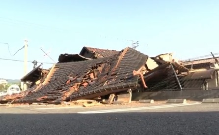 VIDEO: SERIJA POTRESA U JAPANU - Ima mrtvih, teško ozlijeđenih, srušene kuće, mostovi, brane - prijeti tsunami 1