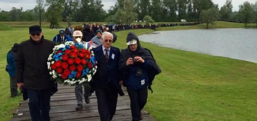 STJEPAN MESIĆ: Optužuju nas čak da bojkotiramo žrtve i politiziramo Jasenovac. Lažu!