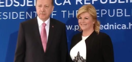 """TURSKI PREDSJEDNIK ERDOGAN: """"Želim da gospodarska razmjena između naših zemalja dostigne milijardu dolara"""""""