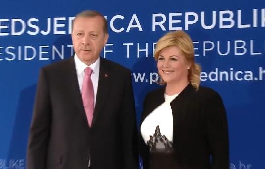 TURSKI PREDSJEDNIK ERDOGAN: