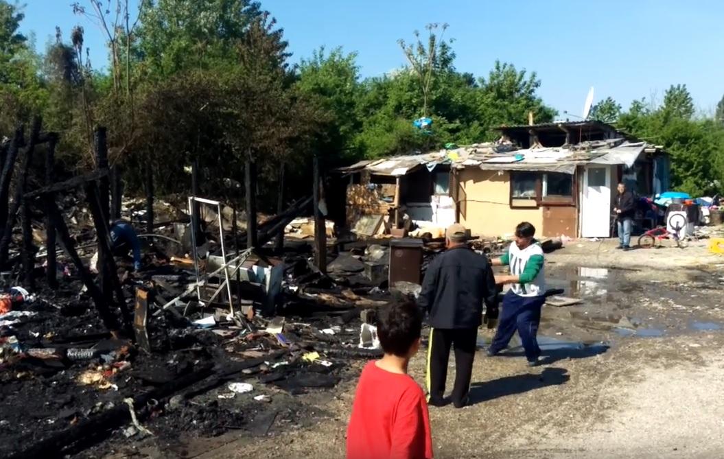 VIDEO: IZGORJELA KUĆA U ZAGREBU: Najvjerojatnije zapaljena otvorenim plamenom