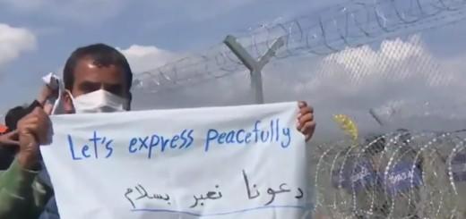 OBRAČUN POLICIJE I MIGRANATA: Na prosvjednike suzavcem i zvučnim bombama - 260 ozlijeđenih