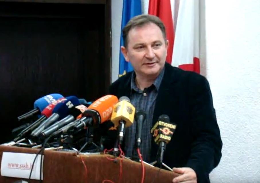 SINDIKATI U PROSVJEDU: Je li ova Vlada opasnih namjera za građane? - pita Novosel
