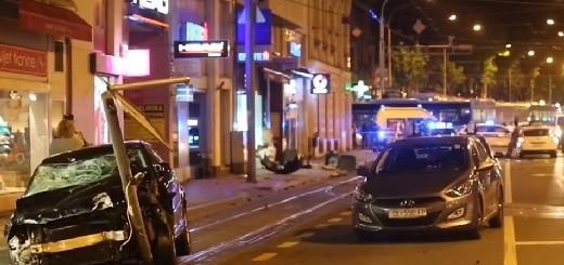 VIDEO: POKOSIO PJEŠAKE - Zna se tko je pijani vozač koji je autom ubio ženu i pokušao pobjeći