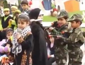palestina, djevojčica