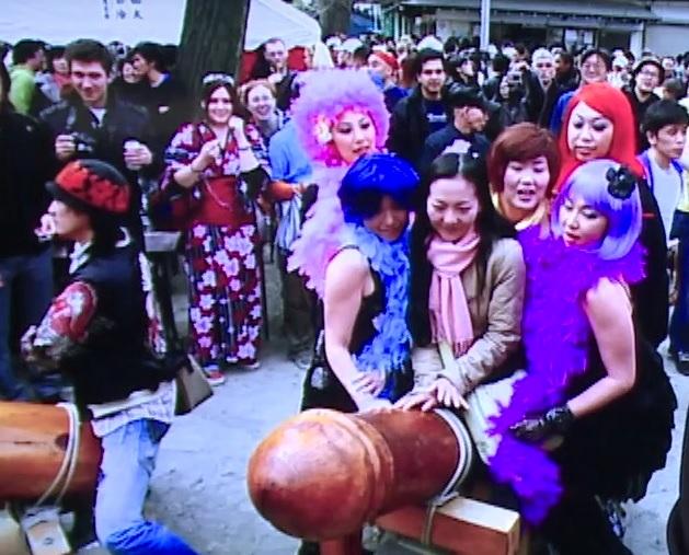 VIDEO: PROSLAVA PLODNOSTI - Pogledajte na koji sve način u Japanu slave falus 2