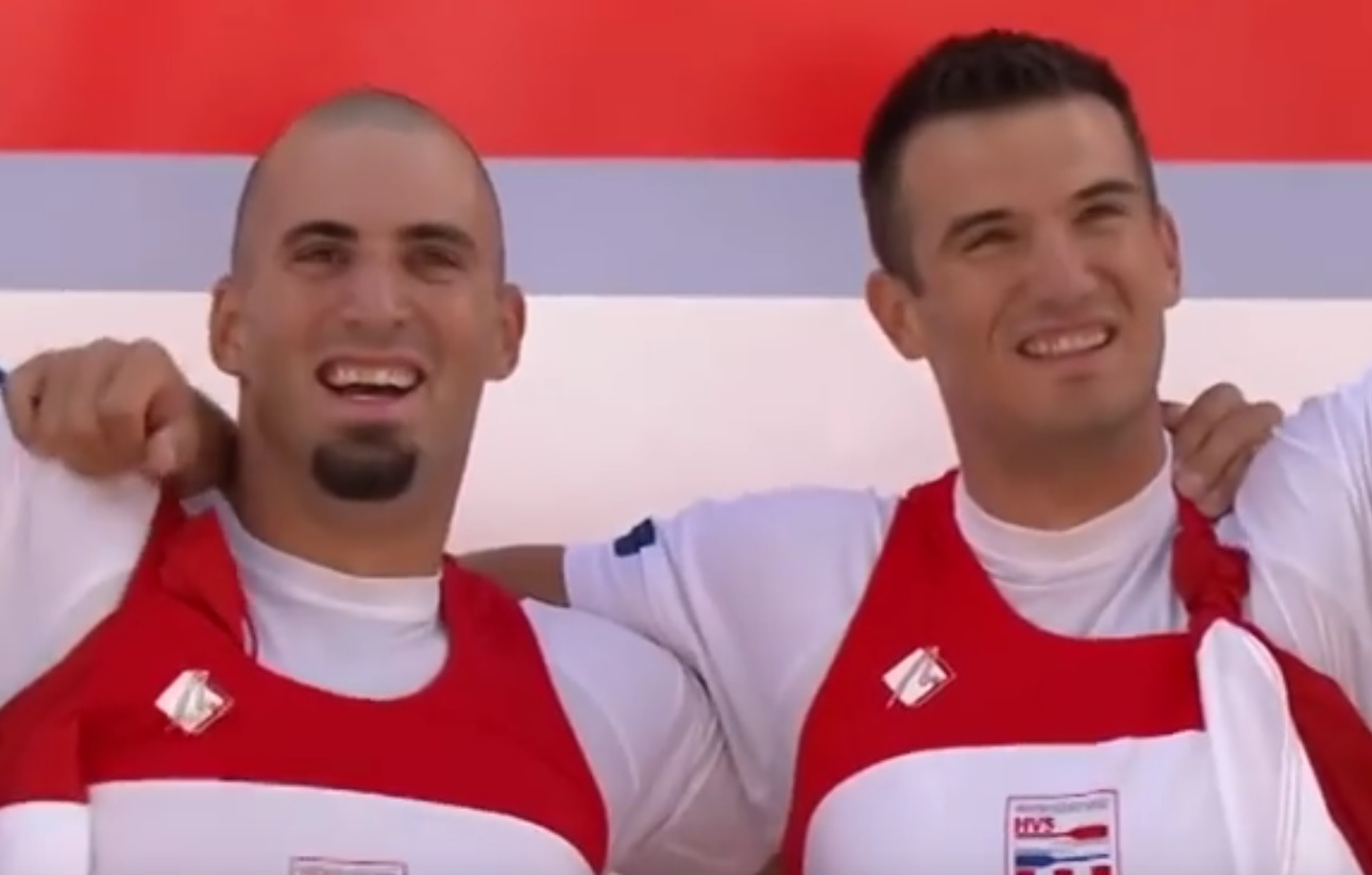 ZLATNI MLADIĆI: Braća Sinković i Damir Martin sjajni pobjednici Svjetskog kupa